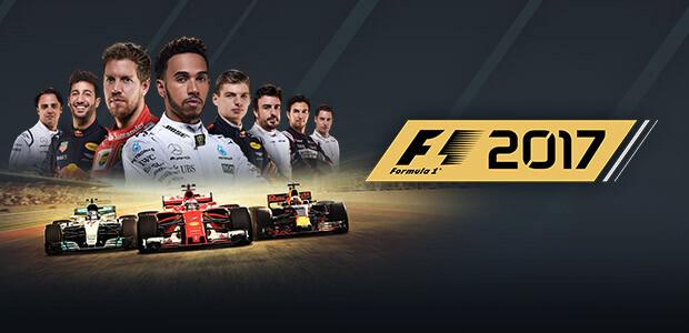 F1™ 2017 - Cover / Packshot
