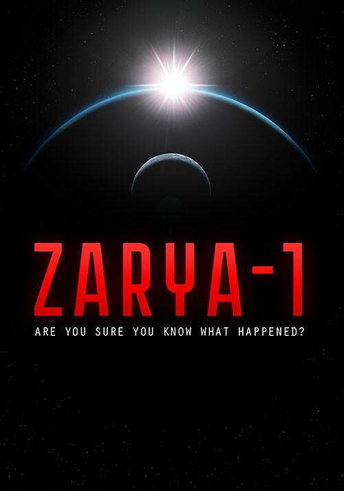 Zarya - 1: Mystery on the Moon - Cover / Packshot