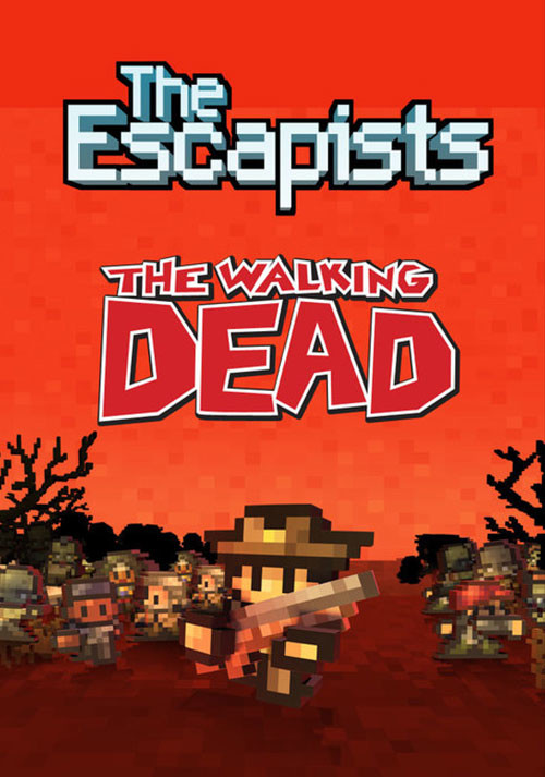 The Escapists: The Walking Dead Deluxe Edition - Cover