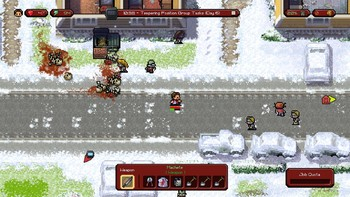 Screenshot10 - The Escapists: The Walking Dead Deluxe Edition