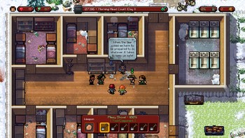 Screenshot11 - The Escapists: The Walking Dead Deluxe Edition