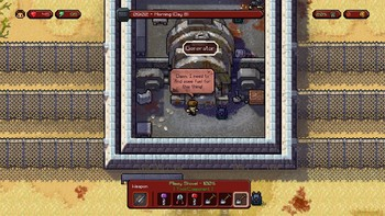 Screenshot14 - The Escapists: The Walking Dead Deluxe Edition