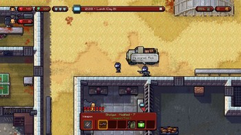 Screenshot16 - The Escapists: The Walking Dead Deluxe Edition