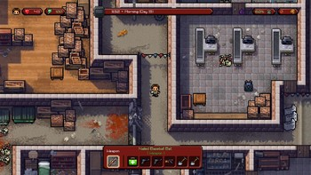 Screenshot17 - The Escapists: The Walking Dead Deluxe Edition