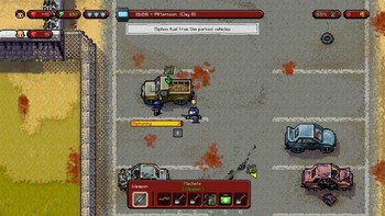 Screenshot18 - The Escapists: The Walking Dead Deluxe Edition
