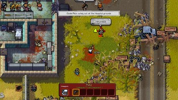 Screenshot4 - The Escapists: The Walking Dead Deluxe Edition
