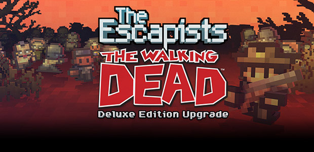 The Escapists: The Walking Dead Deluxe Edition - Cover / Packshot