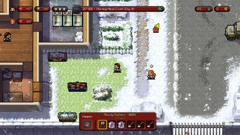 Screenshot15 - The Escapists: The Walking Dead Deluxe Edition