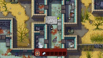 Screenshot3 - The Escapists: The Walking Dead Deluxe Edition