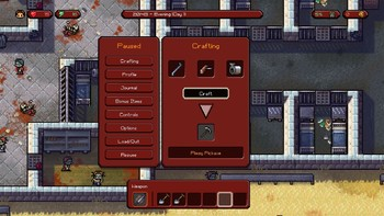 Screenshot5 - The Escapists: The Walking Dead Deluxe Edition