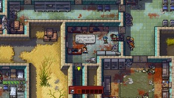 Screenshot9 - The Escapists: The Walking Dead Deluxe Edition