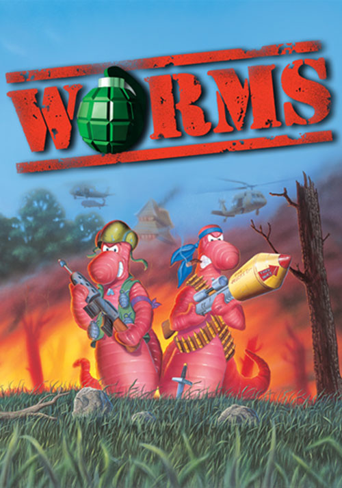 Worms - Cover