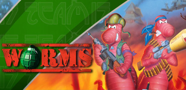 Worms - Cover / Packshot