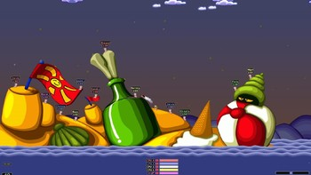 Screenshot7 - Worms Armageddon