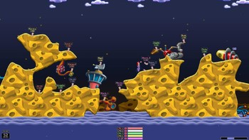 Screenshot8 - Worms Armageddon