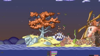 Screenshot2 - Worms Armageddon