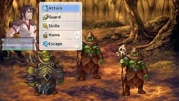 Screenshot1 - In Vitra - JRPG Adventure