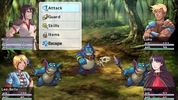 Screenshot6 - In Vitra - JRPG Adventure