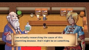 Screenshot9 - In Vitra - JRPG Adventure