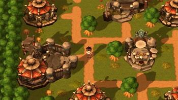Screenshot2 - In Vitra - JRPG Adventure