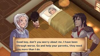 Screenshot3 - In Vitra - JRPG Adventure