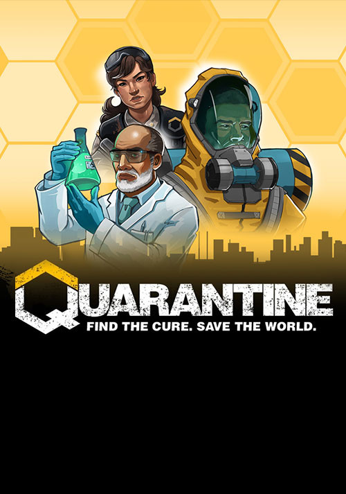 Quarantine - Cover