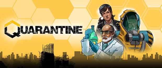 Quarantine - le jeu PC de lutte contre les épidémies // bonus: comment faire pour éviter d'attraper grippe