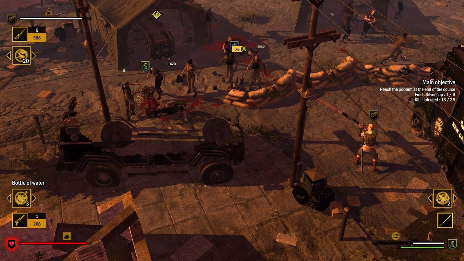 Steam Coop Building Game