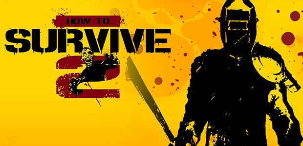 How to Survive 2 - Cover / Packshot