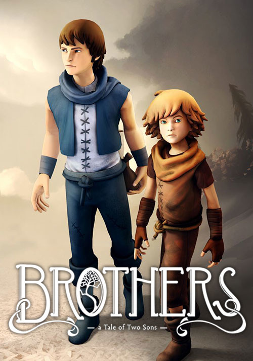 Brothers - A Tale of Two Sons - Cover