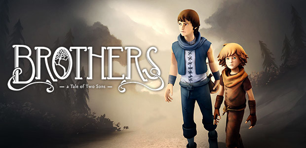 Brothers - A Tale of Two Sons - Cover / Packshot
