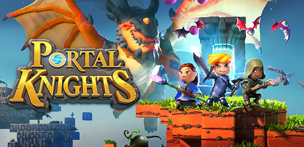 Portal Knights - Cover / Packshot