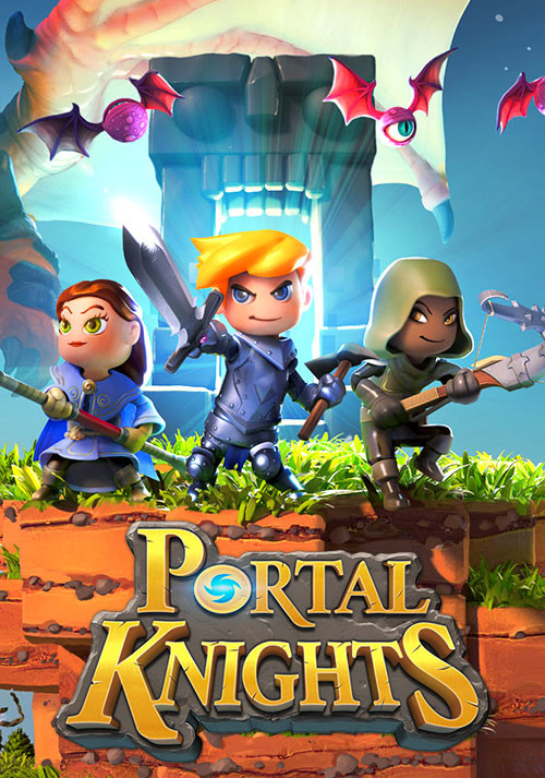 Portal Knights - Cover