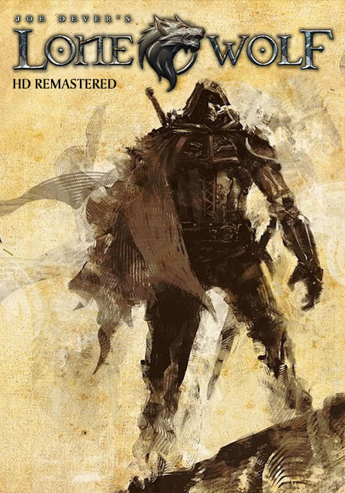 Joe Dever's Lone Wolf HD Remastered - Cover / Packshot