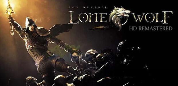 Joe Dever's Lone Wolf HD Remastered - Cover / Packshot