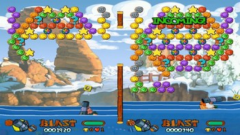 Screenshot7 - Worms Blast
