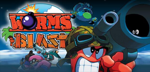 Worms Blast - Cover / Packshot