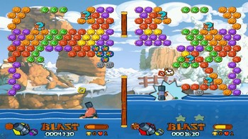 Screenshot3 - Worms Blast