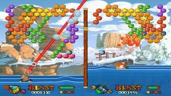 Screenshot4 - Worms Blast