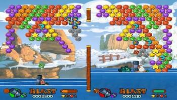 Screenshot6 - Worms Blast