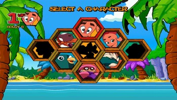 Screenshot8 - Worms Blast