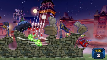 Screenshot3 - Worms Reloaded