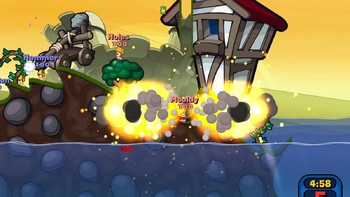 Screenshot9 - Worms Reloaded