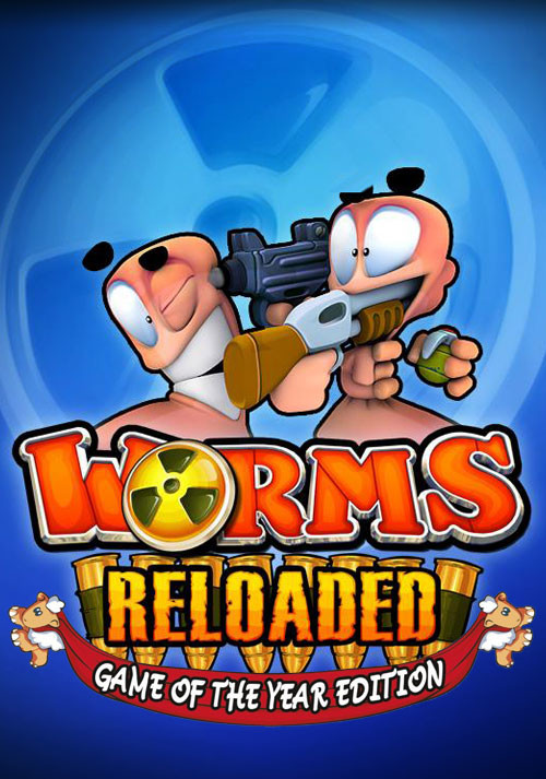 Worms Reloaded: Game of the Year Edition - Cover