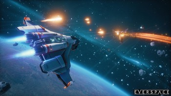 Screenshot1 - EVERSPACE - ULTIMATE EDITION