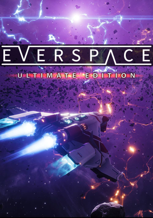EVERSPACE - ULTIMATE EDITION - Cover