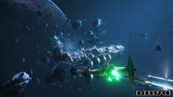 Screenshot3 - EVERSPACE - Upgrade to Deluxe Edition