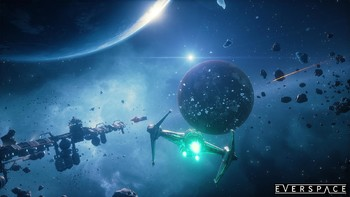 Screenshot1 - EVERSPACE - Upgrade to Deluxe Edition