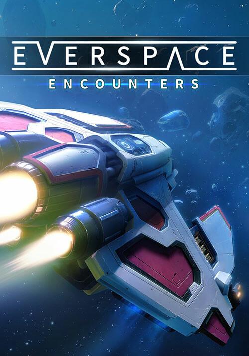 EVERSPACE - Encounters (GOG) - Cover / Packshot