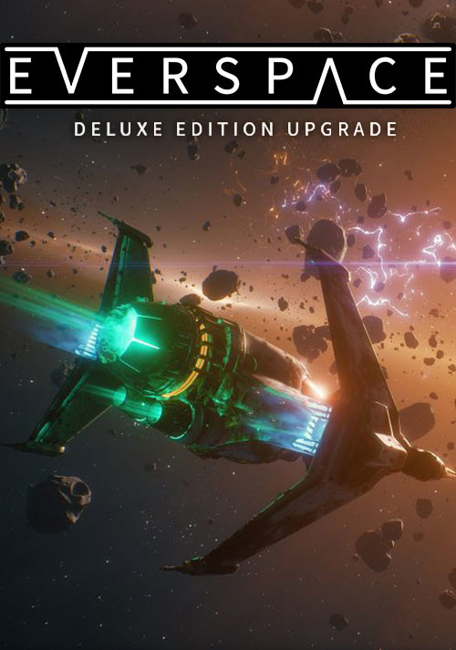 EVERSPACE - Upgrade to Deluxe Edition (GOG) - Cover / Packshot